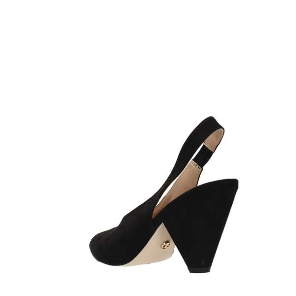 Tata Italia Shoes Woman Décolleté Black DW747A-16