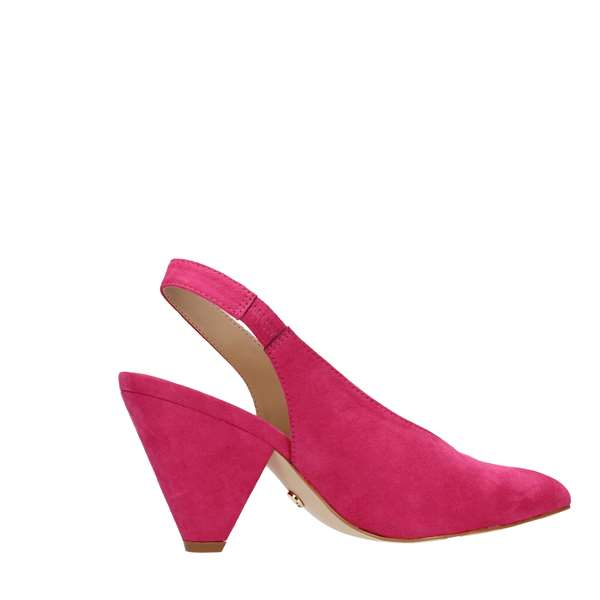 Tata Italia Shoes Woman Décolleté Fuxia DW747A-16