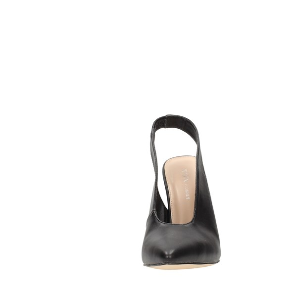Tata Italia Shoes Woman Décolleté Black DW742A-22