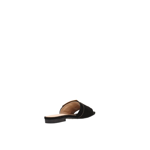 Tata Italia Shoes Woman Sandali Black DS818-7
