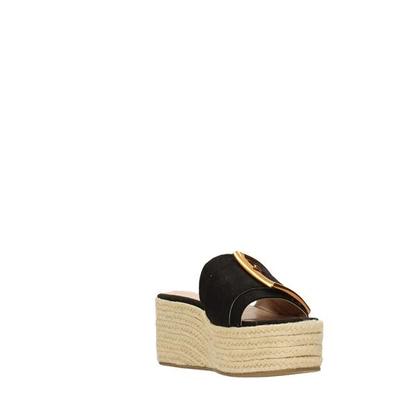 Tata Italia Shoes Woman Sandali Black DS815-8