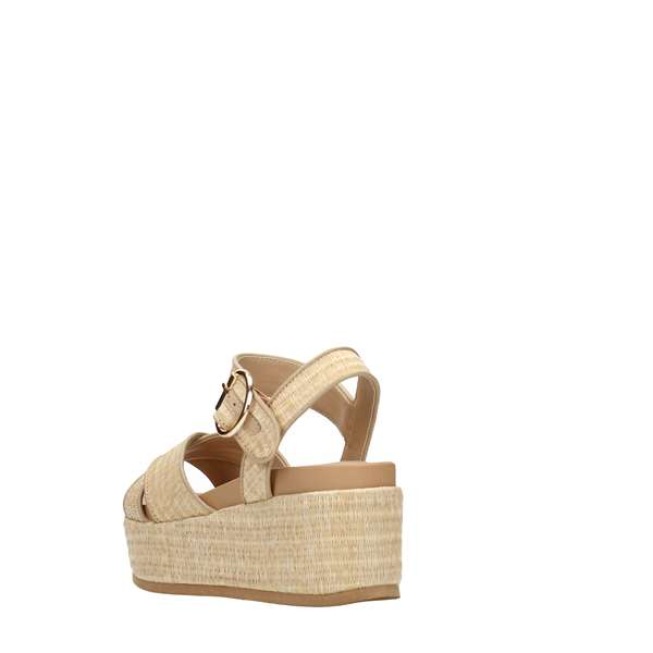 Tata Italia Shoes Woman Sandali Nude 9439L-10