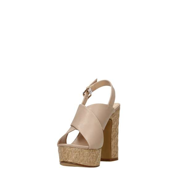 Tata Italia Shoes Woman Sandali Nude 1918L-9-M