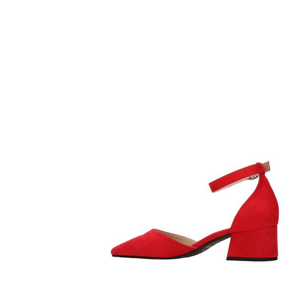 Tata Italia Shoes Woman Décolleté Red 45GK01