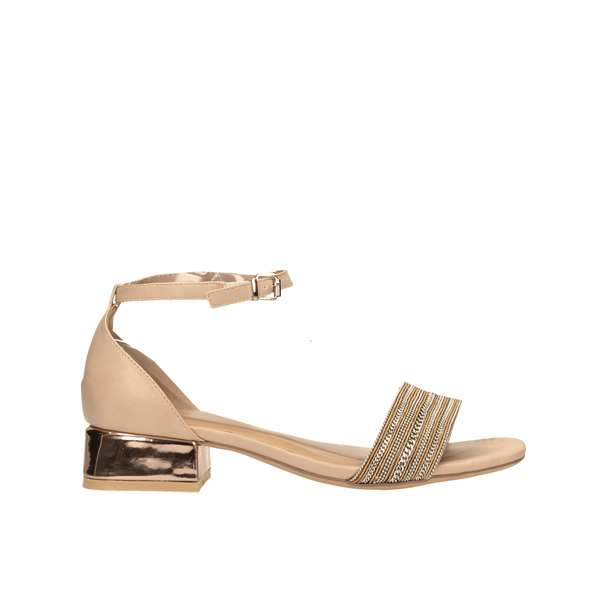 Tata Italia Shoes Woman Sandali Beige JB19S29-3
