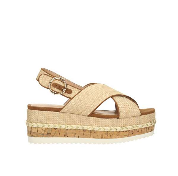Tata Italia Shoes Woman Sandali Beige 7SS05-7