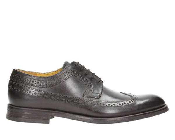 Tata Italia Shoes Man Derby Black 8-005-25/E19