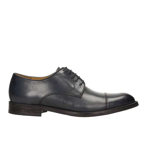 Tata Italia Shoes Man Derby Navy 8-005-09/E19