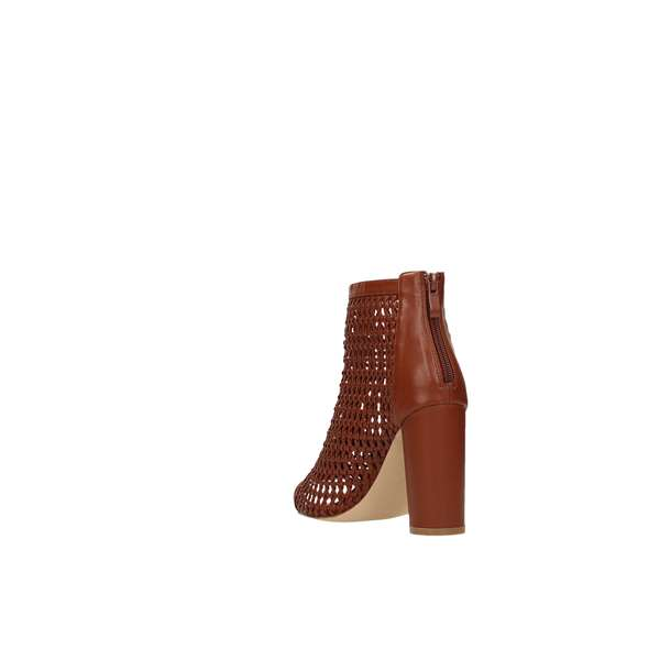 Tata Italia Shoes Woman Stivaletti Brown MGS68B-1