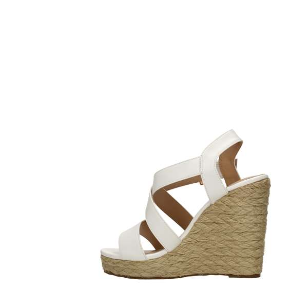 Tata Italia Shoes Woman Sandali White 9169L-22