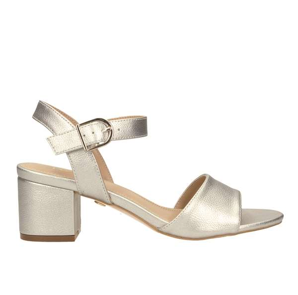 Tata Italia Shoes Woman Sandali Silver 9146L-25/E19