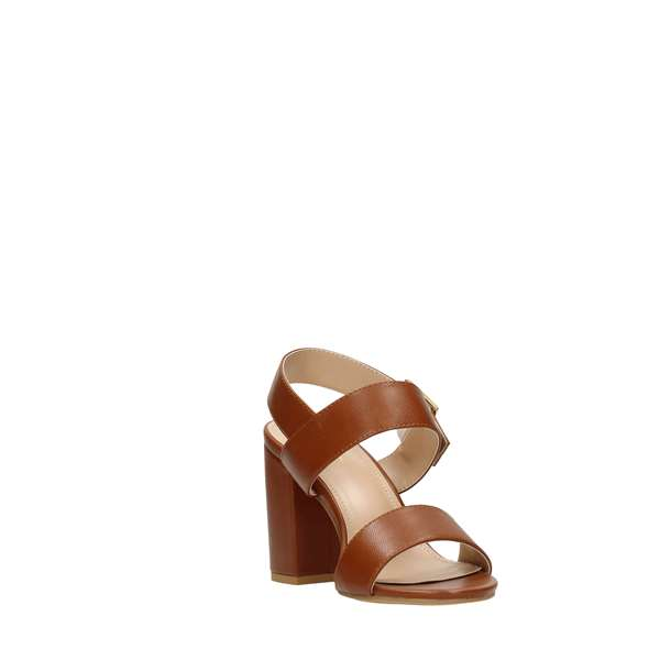 Tata Italia Shoes Woman Sandali Brown 9497L-2/E19