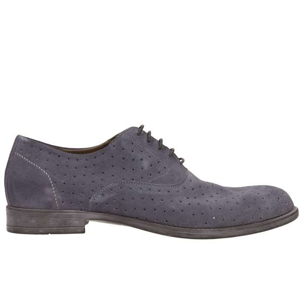Tata Italia Shoes Man Derby Navy 18-16-01