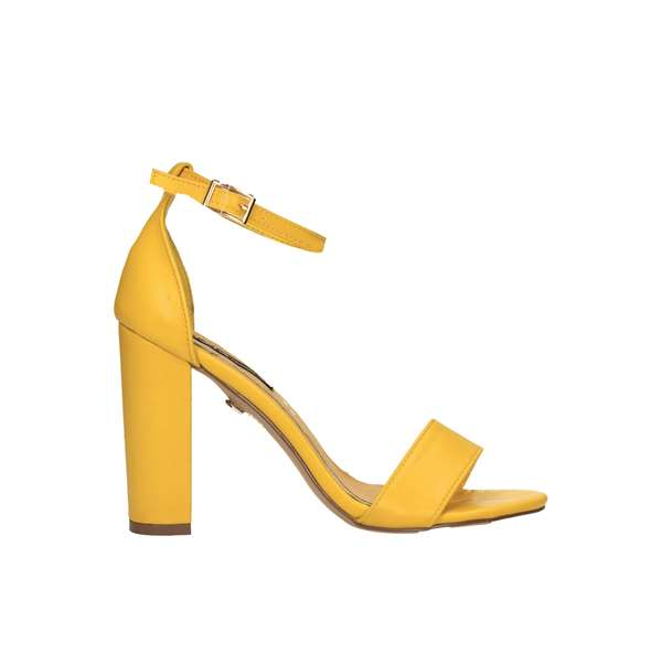 Tata Italia Shoes Woman Sandali Yellow 905-1/E19