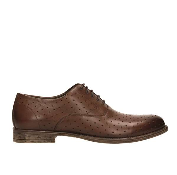 Tata Italia Shoes Man Derby Brown 18-16-01