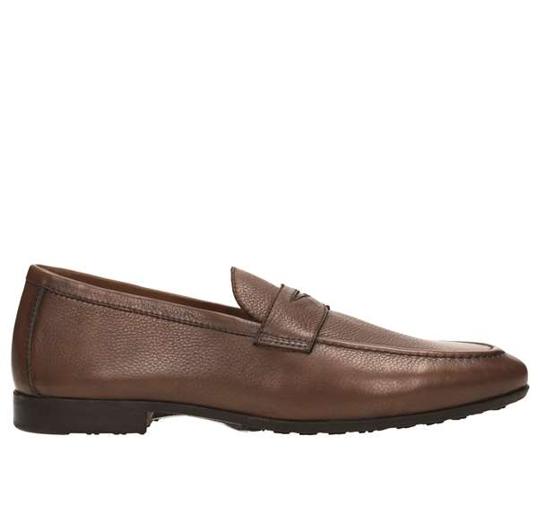 Tata Italia Shoes Man Mocassini Brown 17-04-SL-2047