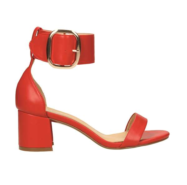 Tata Italia Shoes Woman Sandali Red WS5614