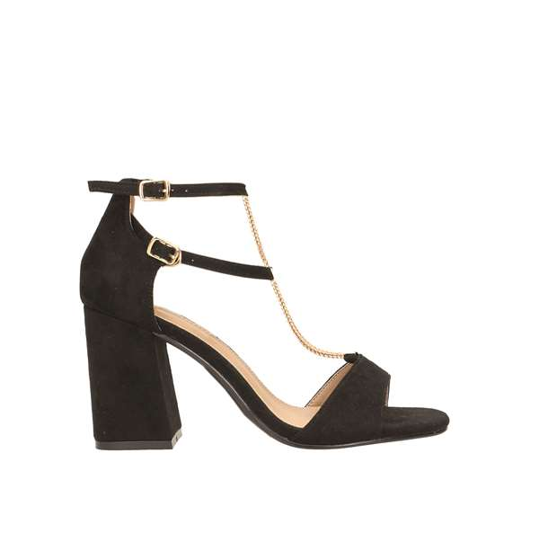 Tata Italia Shoes Woman Sandali Black W22-6
