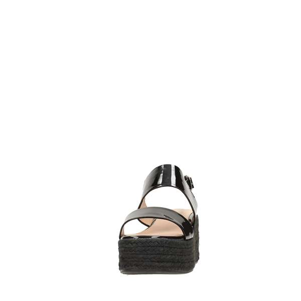 Tata Italia Shoes Woman Sandali Black DS815-7-P