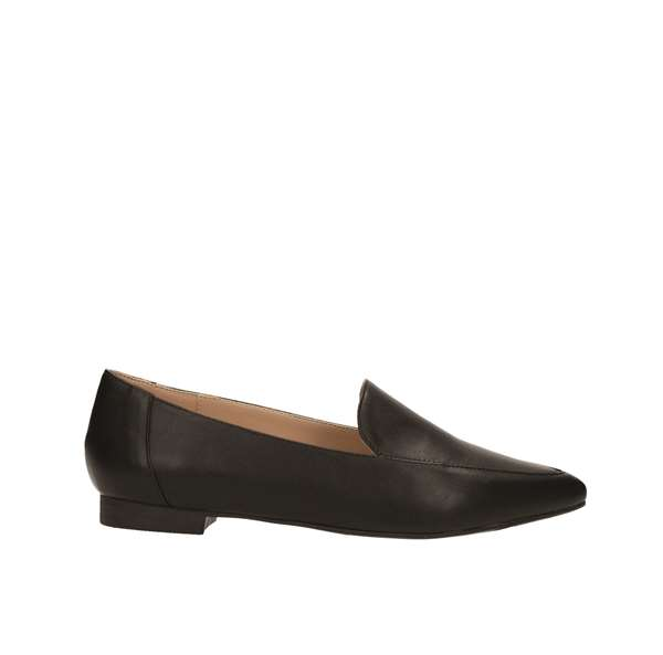 Tata Italia Shoes Woman Mocassini Black DW503-32