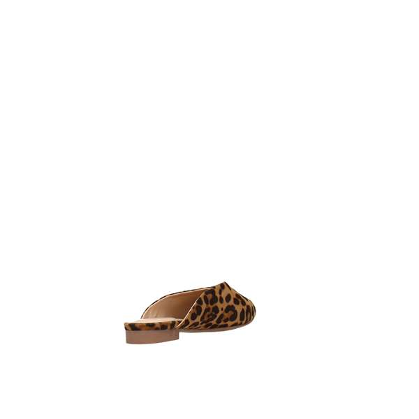 Tata Italia Shoes Woman Sabot Beige DW503-27-M