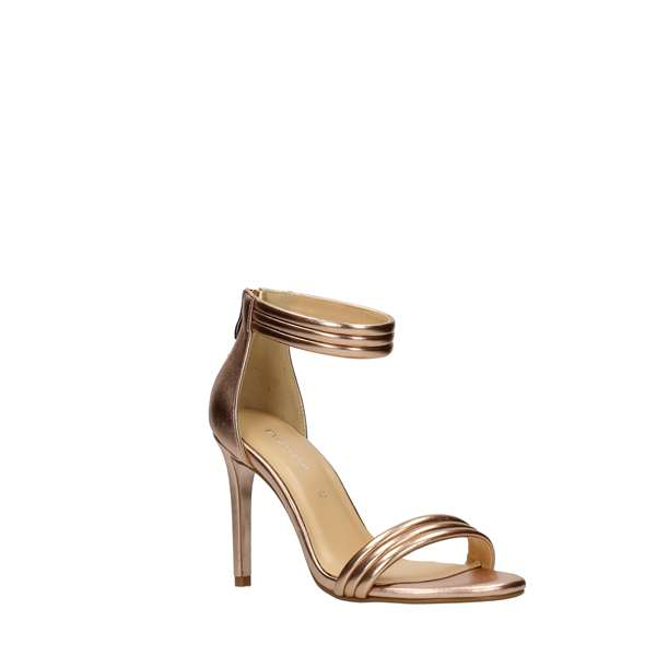 Tata Italia Shoes Woman Sandali Champagne WS4990