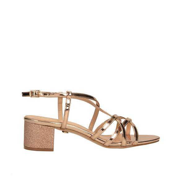 Tata Italia Shoes Woman Sandali Champagne A009-A1