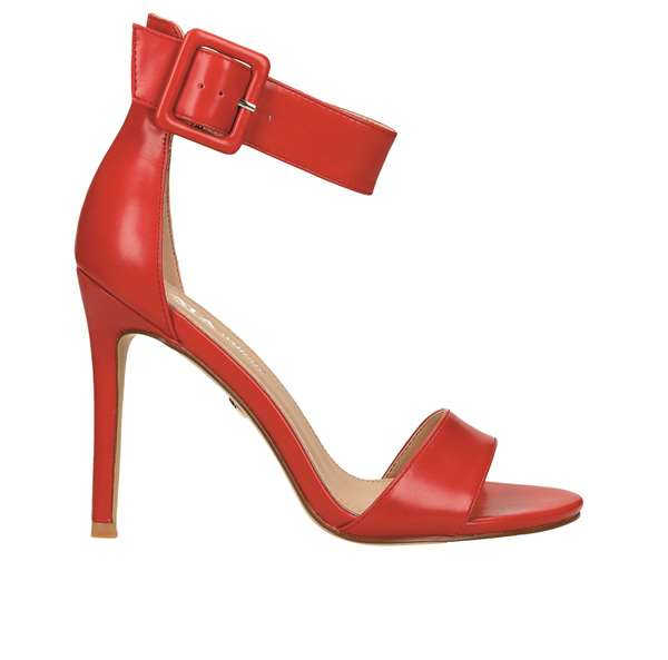 Tata Italia Shoes Woman Sandali Red 89491-3
