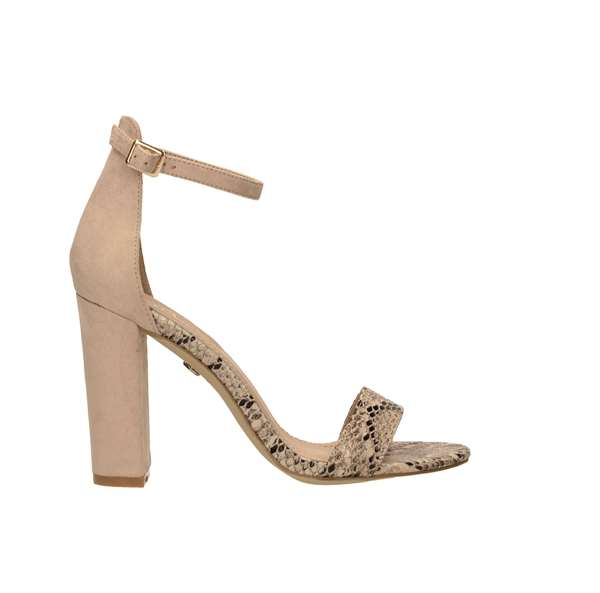 Tata Italia Shoes Woman Sandali Beige 98438-16