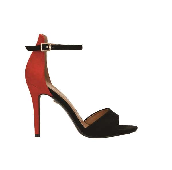 Tata Italia Shoes Woman Sandali Red SE335