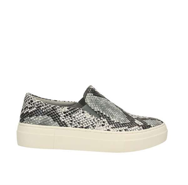 Tata Italia Shoes Woman Slip On Grey 1997D-78